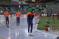 SPEEDSKATING: HAMAR: Vikingskipet, 28-02-2020, ISU World Speed Skating Championships, Kjeld Nuis (NED), ©photo Martin de Jong