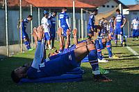 PORTO SEGURO, BA, 12.07.2016 - FUTEBOL-BAHIA - Treino do Bahia no Estádio Municipal Agnaldo Bento dos Santos em Porto Seguro - BA, nesta terça-feira, 12. (Foto: Jéssica Santana/Brazil Photo Press)