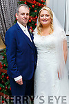 Breen/O'Rourke wedding in the Ballyroe Heights Hotel on Monday December 31st