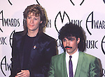 Hall & Oates 1985 Daryl Hall & John Oates at American Music Awards.© Chris Walter.