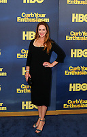 www.acepixs.com<br /> <br /> September 27 2017, New York City<br /> <br /> Rebecca Creskoff arriving at the premiere of Season 9 of 'Curb Your Enthusiasm' at the SVA Theater on September 27, 2017 in New York City. <br /> <br /> By Line: William Jewell/ACE Pictures<br /> <br /> <br /> ACE Pictures Inc<br /> Tel: 6467670430<br /> Email: info@acepixs.com<br /> www.acepixs.com