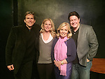 """NOW IN THE FINALS - 1 of 4 plays in competition for $1000 - winner take all  on March 31 and April 1 - An Original play """"Breathing Under Dirt"""" by Guiding Light's Michael O'Leary, directed by Grant Aleksander and starring Beth Chamberlin and Tina Sloan on March 19, 2016 at the Manhattan Repertory Theatre, New York City, New York.  (Photo by Sue Coflin/Max Photos)"""