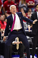 Washington, DC - MAR 11, 2018: Davidson Wildcats head coach Bob McKillop on the side line during the Atlantic 10 men's basketball championship between Davidson and Rhode Island at the Capital One Arena in Washington, DC. (Photo by Phil Peters/Media Images International)