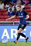 FC Internazionale Defender Milan Skriniar in action during the International Champions Cup 2017 match between FC Internazionale and Chelsea FC on July 29, 2017 in Singapore. Photo by Marcio Rodrigo Machado / Power Sport Images