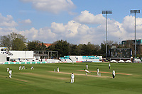General view of play during Essex CCC vs Durham MCCU, English MCC University Match Cricket at The Cloudfm County Ground on 3rd April 2017