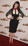 LOS ANGELES, CA - DECEMBER 03: Amy Heidemann of Karmin attends 102.7 KIIS FM's Jingle Ball at the Nokia Theatre L.A. Live on December 3, 2011 in Los Angeles, California.