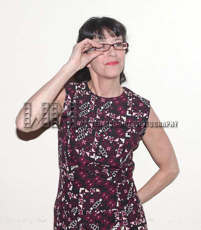 Jan Leslie.attending the Meet & Greet the cast of 'Psycho Therapy' at Shelter Studios in New York City. 1/9/2012