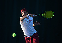 Stanford Tennis M vs George Washington, January 20, 2018