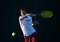 Stanford Tennis M vs George Washington, January 20, 2018