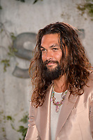 "LOS ANGELES, USA. October 22, 2019: Jason Momoa at the premiere of AppleTV+'s ""SEE"" at the Regency Village Theatre.<br /> Picture: Paul Smith/Featureflash"