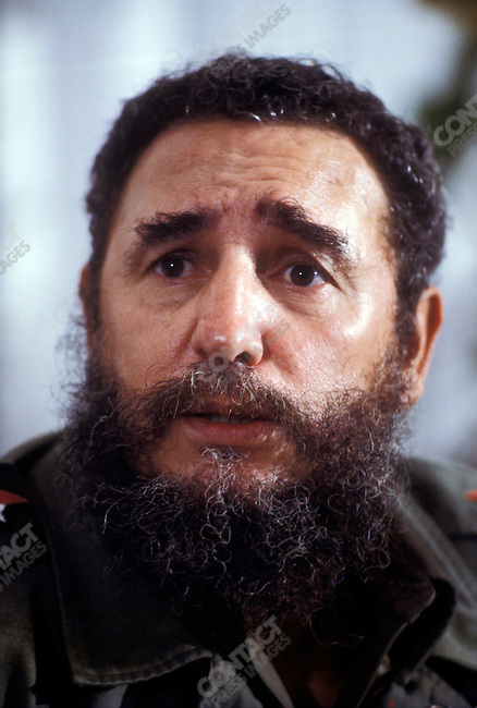 Fidel Castro, President of Cuba, May 1979<br />