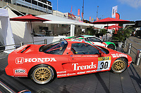 #30 KREMER HONDA RACING (DEU) HONDA NSX BERTRAND GACHOT (BEL) ARMIN HAHNE (DEU) KAZUO SHIMIZU (JPN) 24H OF SPA 1993  #30 CASTROL HONDA RACING (ITA) HONDA NSX GT3 PRO AM CUP RICCARDO PATRESE (ITA) LOIC DEPAILLER (FRA) BERTRAND BAGUETTE (BEL) ESTEBAN GUERRIERI (ARG)