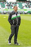 09.09.2017, Volkswagen Arena, Wolfsburg, GER, 1.FBL, VfL Wolfsburg vs Hannover 96<br /> <br /> im Bild<br /> Horst Heldt (Sportdirektor / Manager Sport Hannover 96), <br /> <br /> Foto &copy; nordphoto / Ewert
