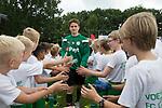 27-07-2017, Voetbalkamp, Norg, Jeugd, Tom van de Looi of FC Groningen,
