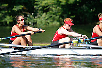 Race: 305 Event: E4- Semi-Final - Durham Univ vs Ohio State Univ (USA)<br /> <br /> Henley Women's Regatta 2017<br /> <br /> To purchase this photo, or to see pricing information for Prints and Downloads, click the blue 'Add to Cart' button at the top-right of the page.
