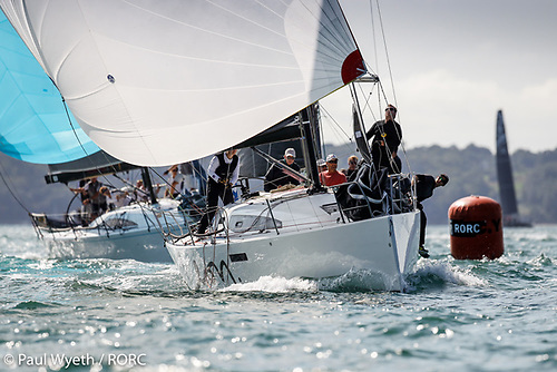 IRC Two winner - David Franks J/112E Leon Photo: Paul Wyeth