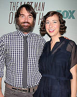 "LOS ANGELES - JUN 10:  Will Forte, Kristen Schaal at the FOX's ""Last Man On Earth"" Screening And Panel at the Landmark Theatre on June 10, 2015 in Los Angeles, CA"