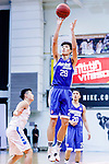 Chung Chun Sing #29 of Eastern Long Lions tries to score against the Fukien during the Hong Kong Basketball League game between Fukien and Eastern Long Lions at Southorn Stadium on June 19, 2018 in Hong Kong. Photo by Yu Chun Christopher Wong / Power Sport Images