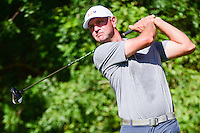 Lucas Glover (USA) watches his tee shot on 3 during round 3 of the Honda Classic, PGA National, Palm Beach Gardens, West Palm Beach, Florida, USA. 2/25/2017.<br /> Picture: Golffile | Ken Murray<br /> <br /> <br /> All photo usage must carry mandatory copyright credit (&copy; Golffile | Ken Murray)