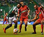 Patriotas venció 0-2 a Deportivo Cali.  Fecha 13 Liga Águila II-2018.