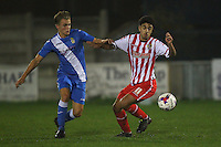 Aveley Youth vs Stevenage Youth 02-11-15