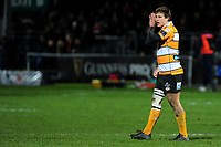 William Small-Smith of Cheetahs during the Guinness Pro 14 Round 7 match between Ospreys and Cheetahs at The Gnoll in Neath, Wales, UK. Saturday 30 November 2019