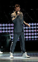 Ricky Martin on tour in Mexico