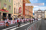 Japan Team training ride before the 2018 UCI Road World Championships, Innsbruck-Tirol, Austria 2018. 26th September 2018.<br /> Picture: Innsbruck-Tirol 2018 | Cyclefile<br /> <br /> <br /> All photos usage must carry mandatory copyright credit (&copy; Cyclefile | Innsbruck-Tirol 2018)