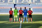 Preseason match between Getafe CF and Crotone FC at Colisseum Alfonso Perez in Getafe, Spain. August 02, 2019. (ALTERPHOTOS/A. Perez Meca)
