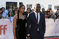 www.acepixs.com<br /> <br /> September 10 2017, Toronto<br /> <br />  Idris Elba and Sabrina Dhowre arriving at the premiere of 'The Mountain Between Us' during the 42nd Toronto International Film Festival at Bell Roy Thomson Hall on September 10 2017 in Toronto, Canada<br /> <br /> By Line: Famous/ACE Pictures<br /> <br /> <br /> ACE Pictures Inc<br /> Tel: 6467670430<br /> Email: info@acepixs.com<br /> www.acepixs.com