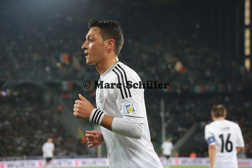 Mesut Özil (D) - WM Qualifikation 9. Spieltag Deutschland vs. Irland in Köln
