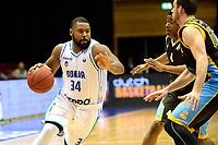 GRONINGEN - Basketbal, Donar - Den Helder Suns, Martiniplaza, Dutch Basketbal League,  seizoen 2018-2019, 27-11-2018,  Donar speler Lance Jeter