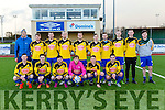 CG Killarney in the Greyhound Bar KO Cup 2nd Round Replay CSKA Tralee V  CG Killarney at Mounthawk Park on Saturday