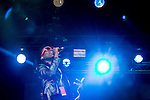 © Joel Goodman - 07973 332324 . 07/06/2015 . Manchester , UK . Onallee on stage at The Parklife 2015 music festival in Heaton Park , Manchester . Photo credit : Joel Goodman