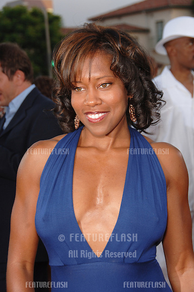 "Actress REGINA KING at the world premiere, in Los Angeles, of ""Miami Vice."".July 20, 2006  Los Angeles, CA.© 2006 Paul Smith / Featureflash"