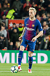 Ivan Rakitic of FC Barcelona in action during the La Liga 2017-18 match between FC Barcelona and Girona FC at Camp Nou on 24 February 2018 in Barcelona, Spain. Photo by Vicens Gimenez / Power Sport Images