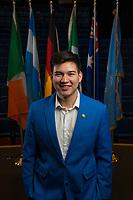 Jacob Shercliffe, Secretary General of the Model U.N.