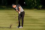 Justin Rose of England plays an approach shot during the 58th UBS Hong Kong Golf Open as part of the European Tour on 09 December 2016, at the Hong Kong Golf Club, Fanling, Hong Kong, China. Photo by Marcio Rodrigo Machado / Power Sport Images