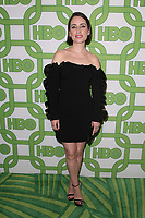 BEVERLY HILLS, CA - JANUARY 6: Zoe Lister-Jones at the HBO Post 2019 Golden Globe Party at Circa 55 in Beverly Hills, California on January 6, 2019. <br /> CAP/MPI/FS<br /> &copy;FS/MPI/Capital Pictures