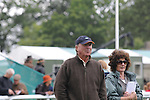 Mark Phillips at the 2012 Land Rover Burghley Horse Trials in Stamford, Lincolnshire