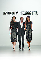 Mercedes-Benz fashion Week: Roberto Torretta