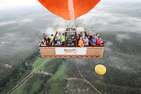 20170125 25 January Hot Air Balloon Cairns