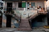 Havana_Cuba, 17 de Maio de 2011..Detalhes da arquitetura da cidade..Foto: LEO DRUMOND / NITRO