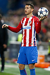 Atletico de Madrid's Lucas Hernandez during Champions League 2016/2017 Round of 16 2nd leg match. March 15,2017. (ALTERPHOTOS/Acero)