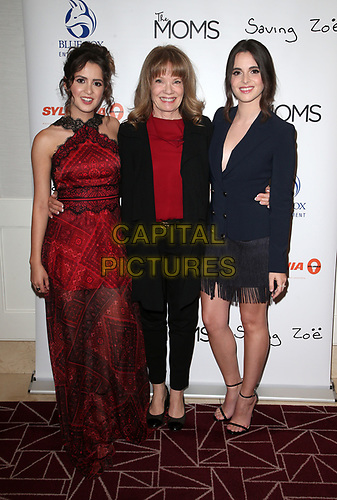 WEST HOLLYWOOD, CA - JULY 10: Laura Marano, Ellen Marano, Vanessa Marano, at The Makers of Sylvania host a Mamarazzi event at The London Hotel in West Hollywood, California on July 10, 2019. <br /> CAP/MPIFS<br /> ©MPIFS/Capital Pictures