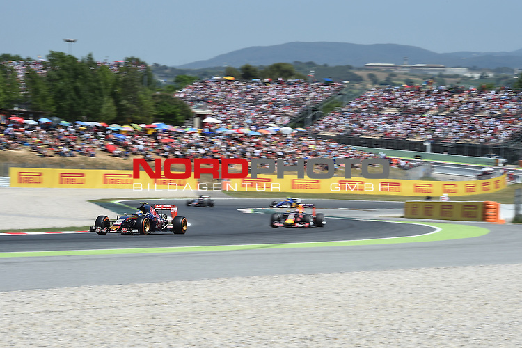 07.05 - 10.05.2015, Circuit de Catalunya, Barcelona, ESP, Formel 1, 2015,  im Bild Carlos Sainz Junior (SPA), Scuderia Toro Rosso<br />  Foto &copy; nph / Mathis