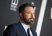 LOS ANGELES, CA - NOVEMBER 13: Ben Affleck, at the Justice League film Premiere on November 13, 2017 at the Dolby Theatre in Los Angeles, California. <br /> CAP/MPI/FS<br /> &copy;FS/MPI/Capital Pictures