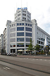 Philips building Eindhoven city centre, North Brabant province, Netherlands