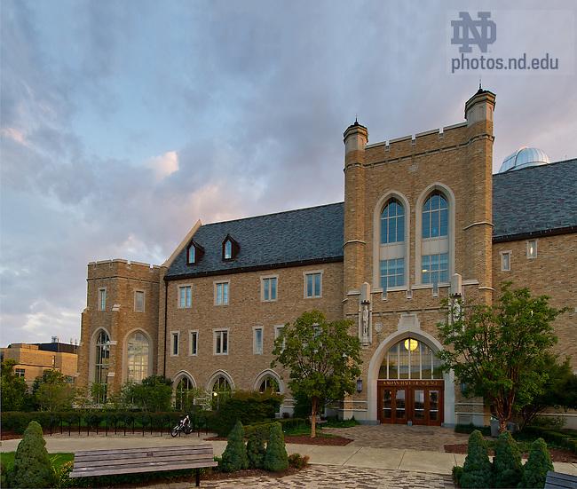 Aug. 20, 2012; Jordan Hall of Science<br /> <br /> Photo by Matt Cashore/University of Notre Dame