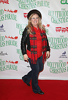 HOLLYWOOD, CA - NOVEMBER 26: Nancy Cartwright, at 86th Annual Hollywood Christmas Parade at Hollywood Blvd in Hollywood, California on November 26, 2017. Credit: Faye Sadou/MediaPunch /NortePhoto NORTEPHOTOMEXICO